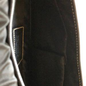 Coach Bags - Black leather vintage Coach shoulder bag